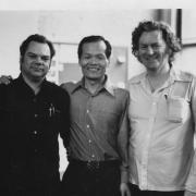 Tam Gibbs, Ben Lo, and Patrick Watson